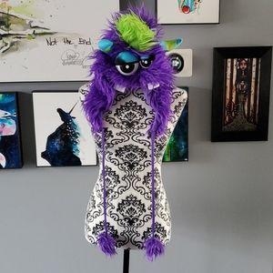 Festival Purple People Eater 💜 Costume